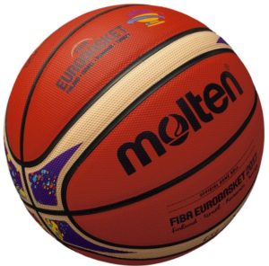 Eurobasket 2017 Official Ball