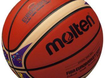 Eurobasket 2017 Official Ball